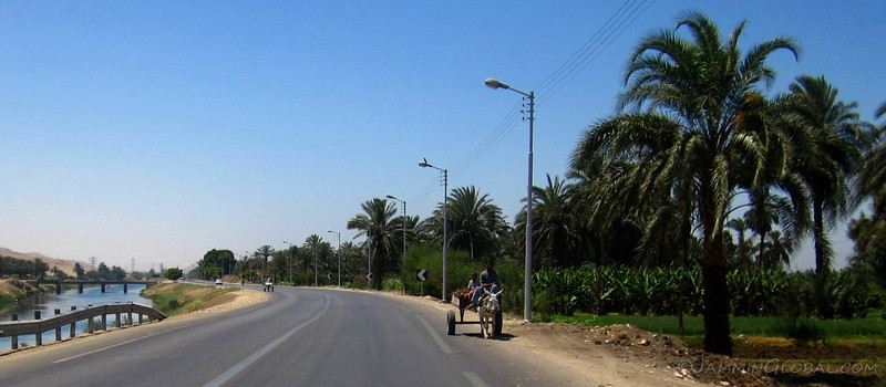Egypt, Part 14: Aswan, End of the Road in Egypt | Jammin