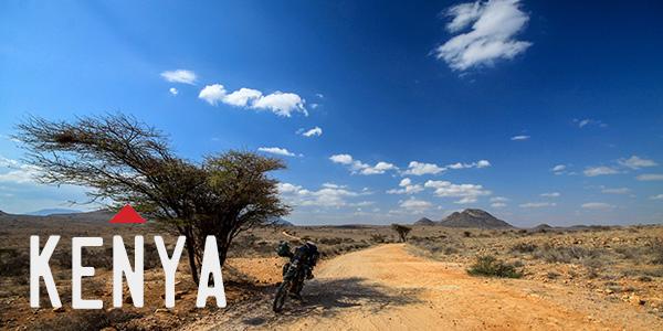 Kenya Motorcycle Tour