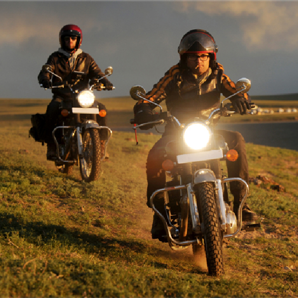 Adventure Motorcycle Tour in Mongolia