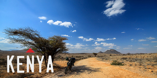 Kenya Motorcycle Tour