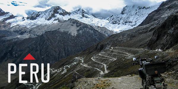 Peru Motorcycle Tour